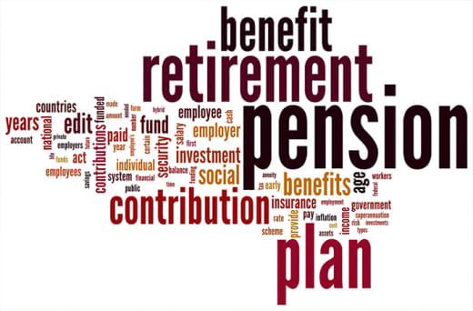 Improves operational efficiency in the way pension benefits are processed