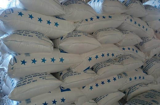 Breakfast and Roller Meal are packed in 5,10, 25kg bags