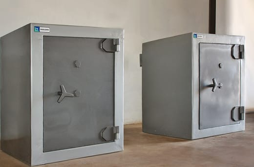 Vaulsafes can arrange the installation of every safe they sell