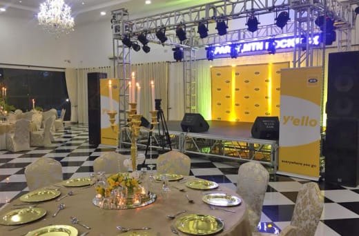 Event management solutions for a wide selection of music events