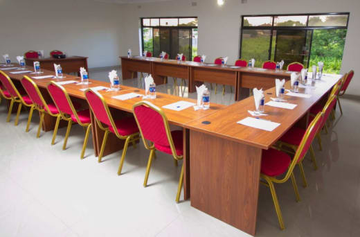 Two quality spacious conference facilities