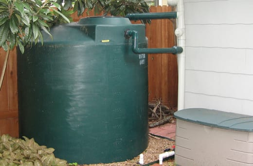 Tanks are easy to maintain, clean and are hygienic