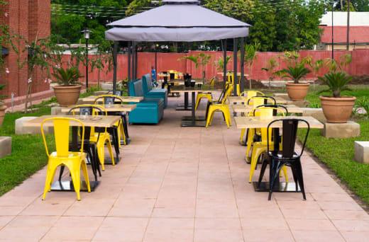 Child friendly environment at #Social restaurant