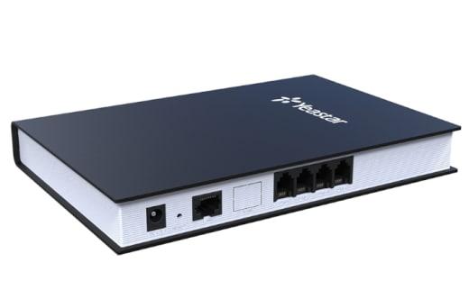 Deerhurst Zambia's ISDN VoIP gateways