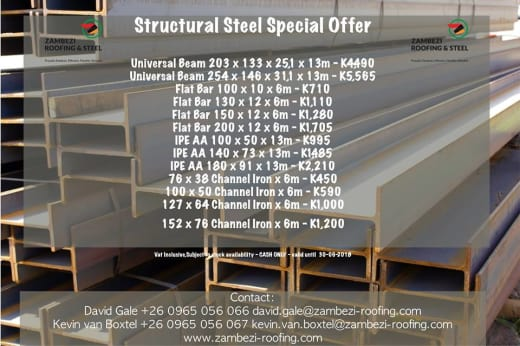 Structural Steel Special