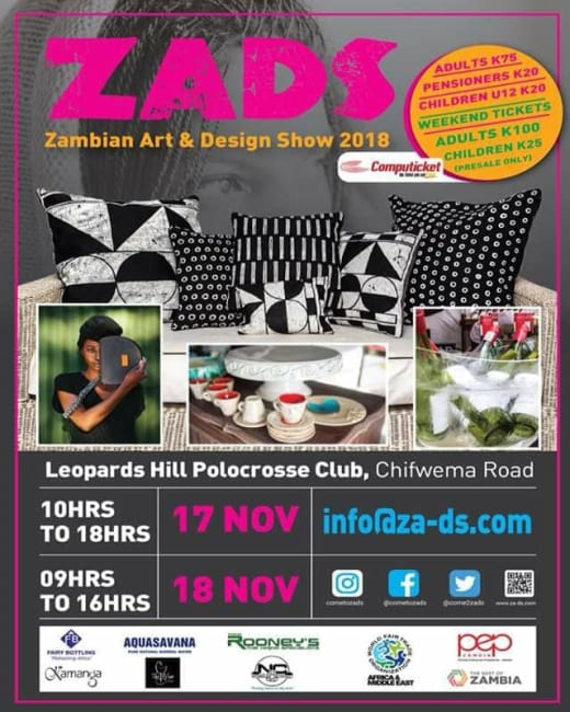 Zambian Art & Design Show 2018