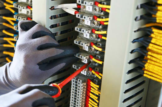 Complete electrical engineering services and solutions