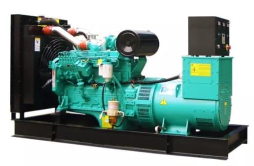 Supplies and services emergency diesel generators