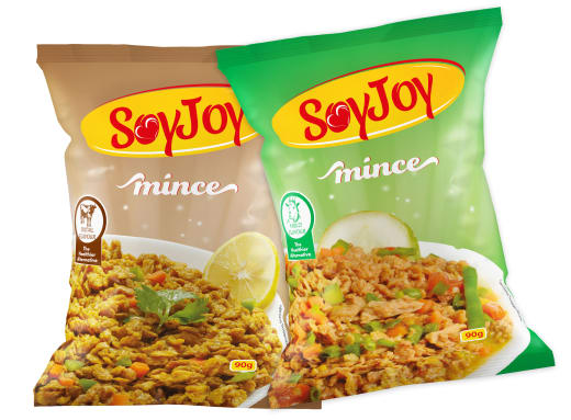 SoyJoy - soya based minced meat