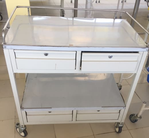 High quality medicine trolleys