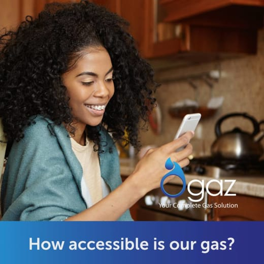 LPG, accessible to everyone everywhere