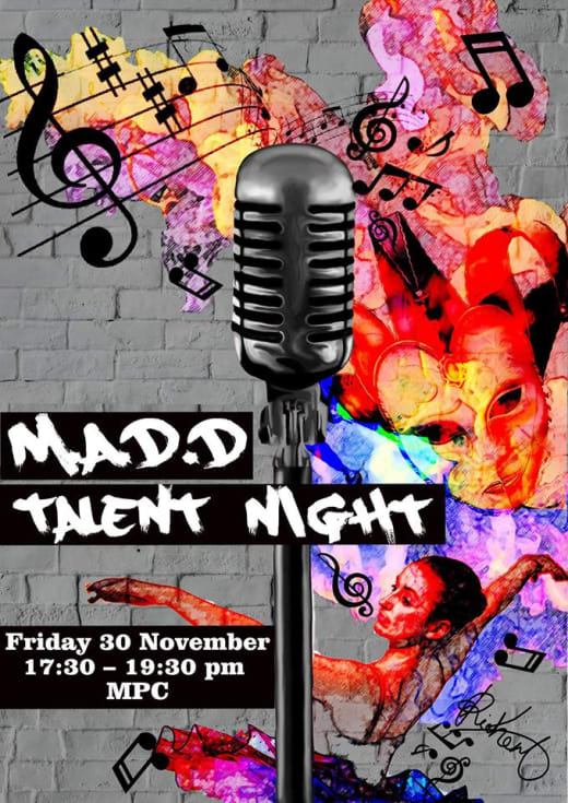MADD Talent Night