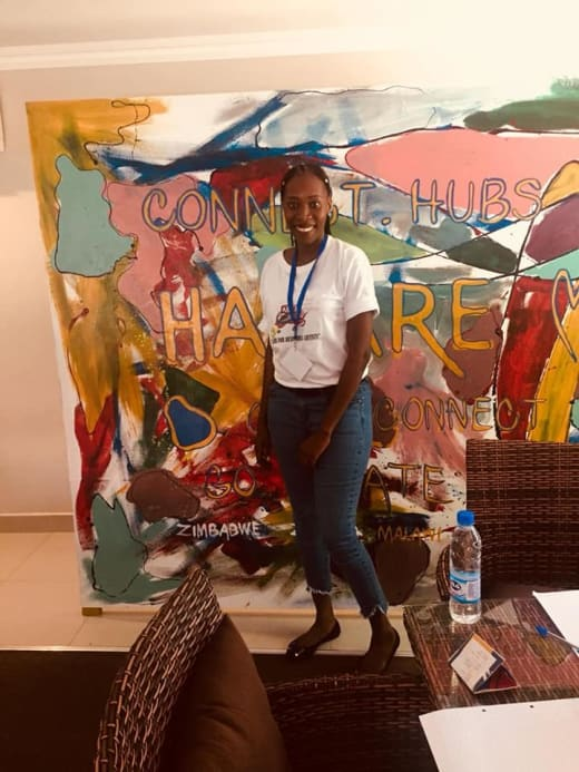 Bulongo incubator for Fashion and Creative Arts selected to attend training in Zimbabwe