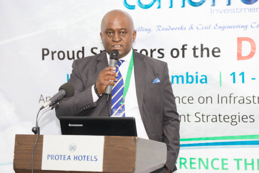 5th DII International Conference on Infrastructure Development and Investment Strategies for Africa