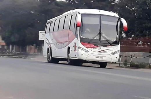 11 daily services: Lusaka to Kitwe