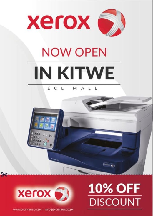 10% off this December for all Kitwe customers