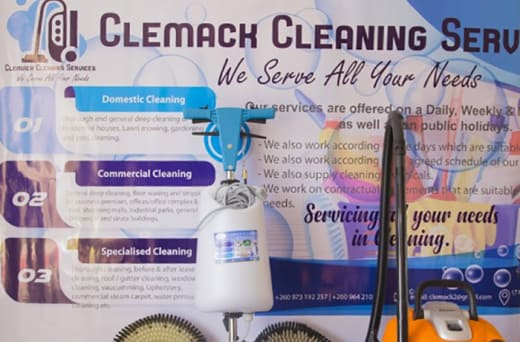 Discounted cleaning promotions this December