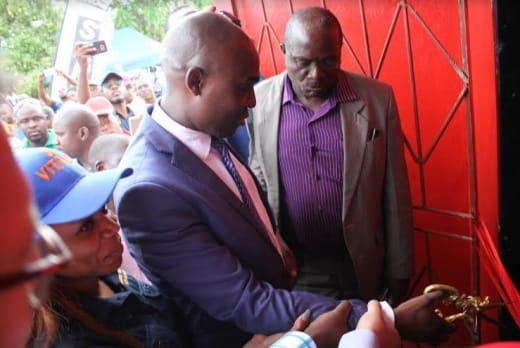 PEPZ launches first rural enterprise hub