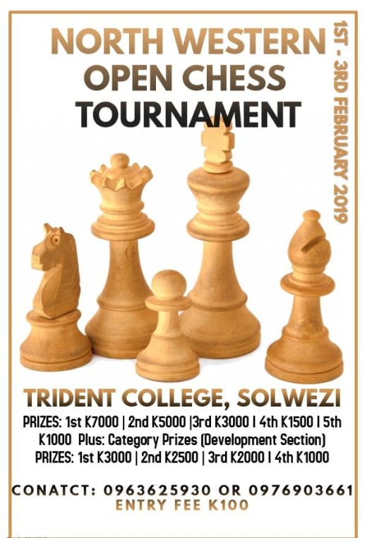 North Western Open Chess Tournament