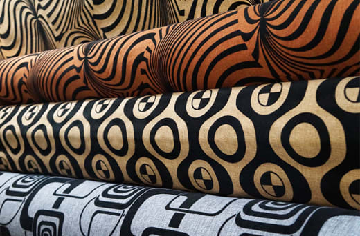 All kinds of quality fabrics and textiles at affordable prices