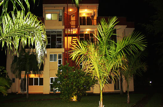 Looking for a short or long term stay in the city? Visit Matanga Village