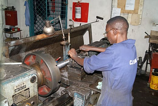 Fabricates and designs products according to customer specifications and requirements