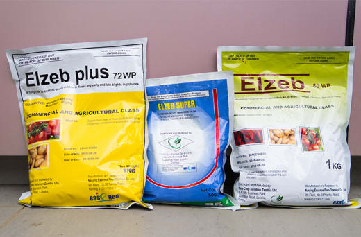 Supply of agrochemicals and fertilizers