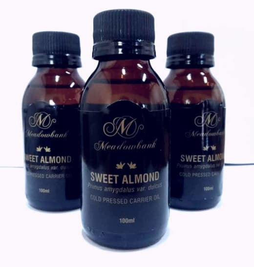 Sweet Almond Oil available in stock