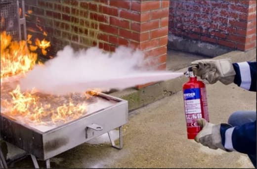 Professional advice, guidance and training on fire health and safety