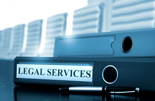 Legal services designed to meet commercial and business needs