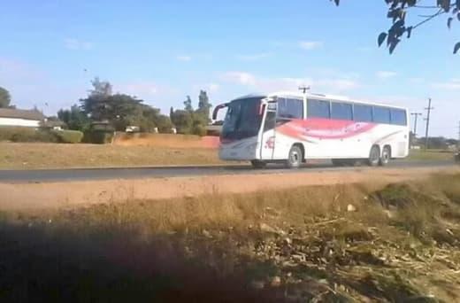 Travel times - Lusaka and Kitwe