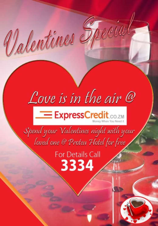 Spend your Valentine's night with your loved one at Protea Hotel