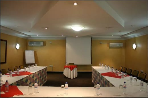 Unique venue for conferences, meetings, weddings and other special events