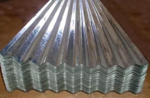 MM Integrated Steels' corrugated iron sheets
