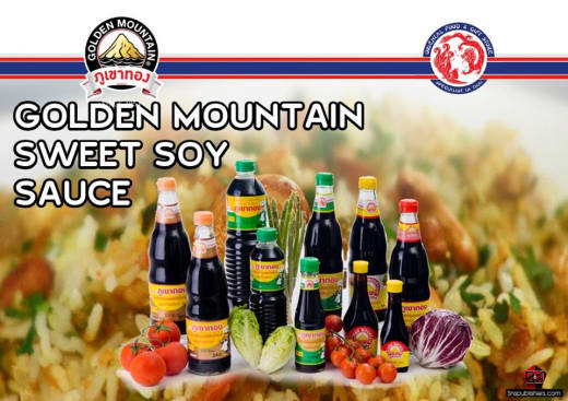 Thai sweet soy sauce available in stock