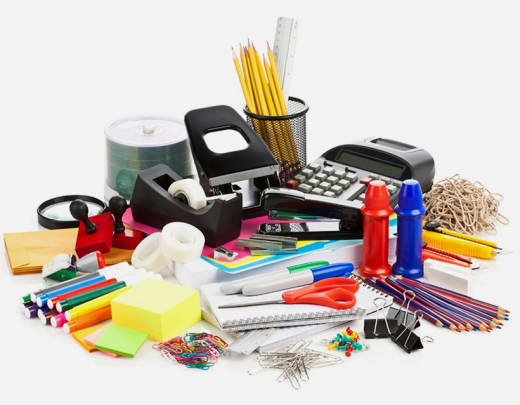 Stationery from well known durable brands