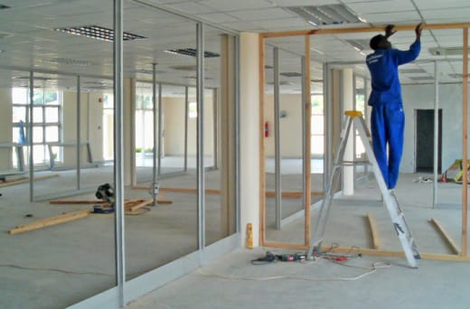 Manufactures, suppliers and installers of architectural aluminium works