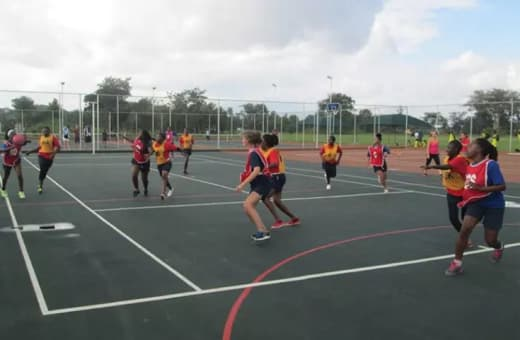 Excellent learning environment for junior and senior secondary school