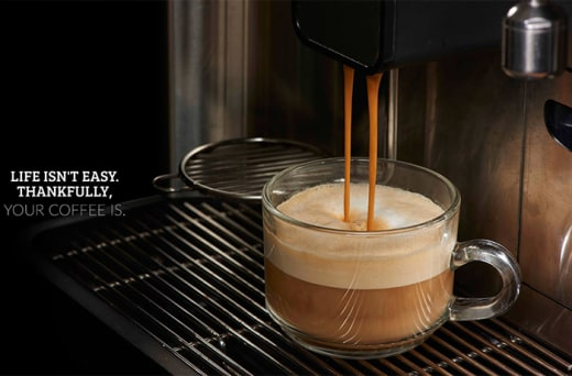 Coffee Machines are on promotion