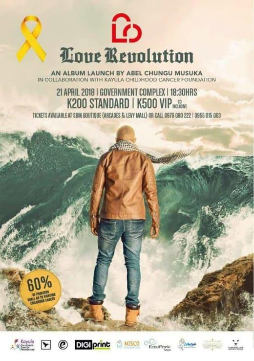 Love Revolution - Album Launch