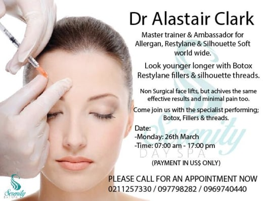 Botox, Fillers and Threads with Dr. Alastair Clark