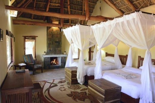 Kafue River Camp - Green and peak season packages