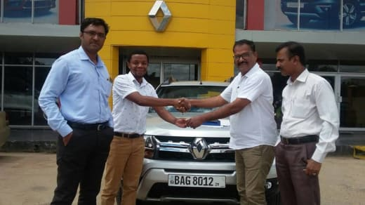 AFCON Ltd purchases Renault Duster SUV
