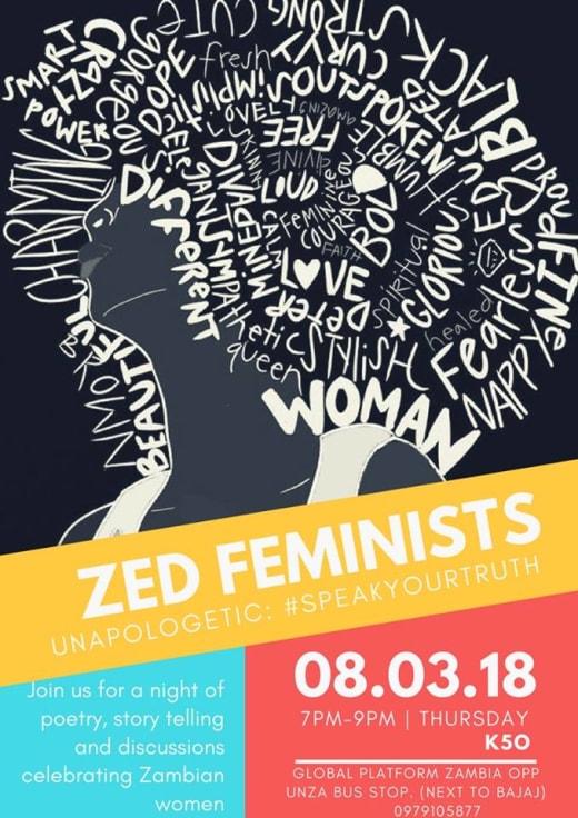 Zambian Women's Night