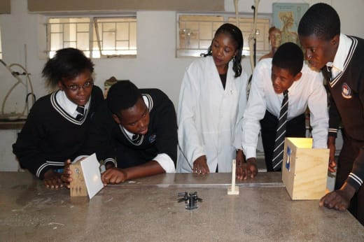 School offers students an all-inclusive secondary curriculum