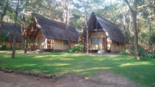 Weekend accommodation special at Nsobe Game Camp