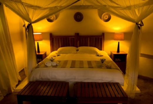 Leopard Lodge - Green and peak season packages