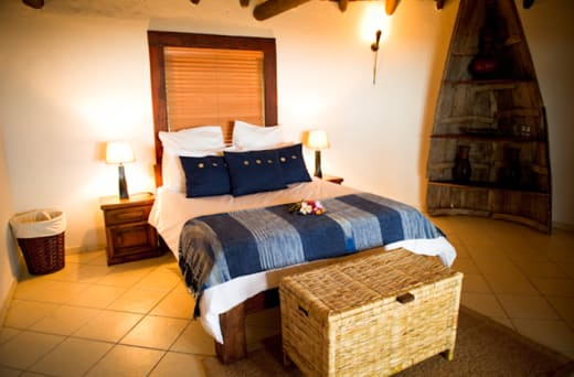 Deluxe Easter 3 night - Fly in package with Ndole Lodge on Lake Tanganyika