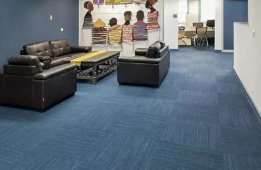 Professional commercial flooring and suspended ceilings installation services