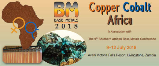 Copper Cobalt Africa - 9th Base Metals Conference